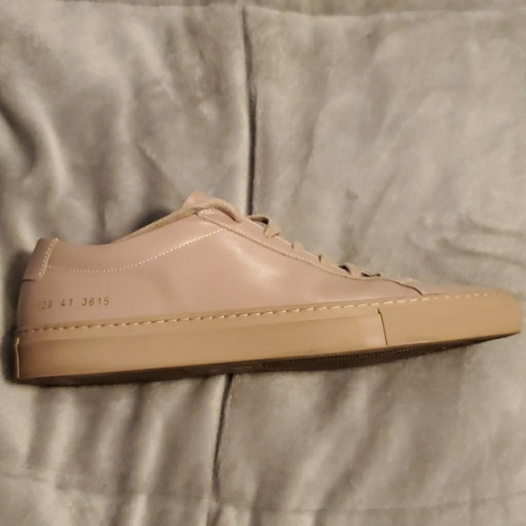 Common Projects Dusty Pink | Poshmark